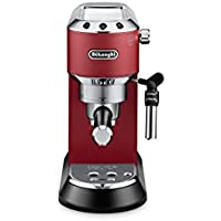 De'Longhi EC685.R Macchina per Caffè Espresso Manuale, Rosso