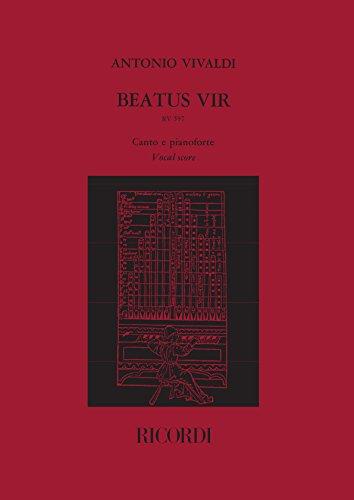 Beatus Vir. Salmo 111, Rv 597