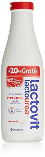 LACTOVIT - LACTOUREA gel ducha reparador 600 ml-unisex