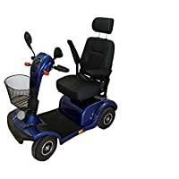 AIREL Scooter Minusvalidos | Moto Discapacitados | Scooter Electrico para Minusvalidos | Moto para Personas Mayores