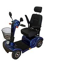 AIREL Scooter Mobility con Luces | Scooter Minusválidos | Vehículo De Movilidad | Moto Minusválidos |
