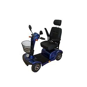AIREL Krankenfahrstuhl Rentner Fahrzeug |seniorenfahrzeug elektromobil | Elektrofahrzeuge für Senioren| Elektromobil eScooter Seniorenmobil