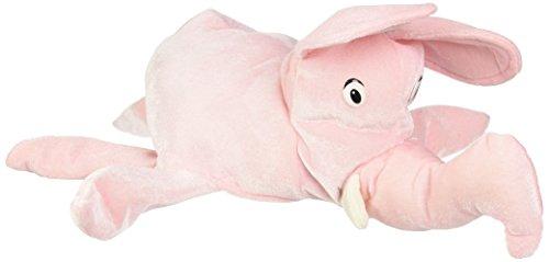 Kostüm rosa Elefant Hut