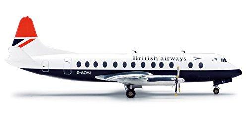 he554053-herpa-wings-british-airways-viscount-800-model-airplane-by-herpa