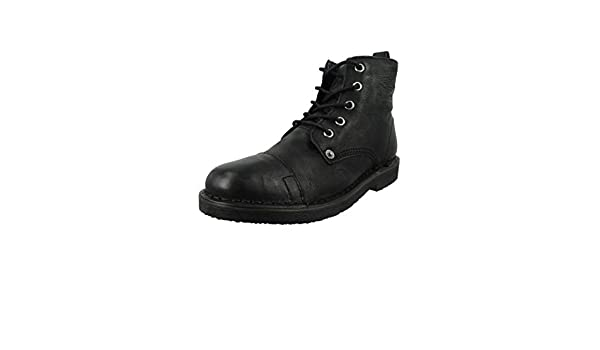 Levis Stivaletti Stivali Tenex Regular Black Nero 226778