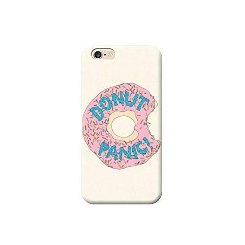 Coque Housse TPU pour Tous Les modèles Apple iphone x 8 7 6 6 5 5s Plus 4 4s 5c Se - AE20 Ciambella Simpson glassa Rosa e canditi scritta Donut Panic, L'IPHONE 6