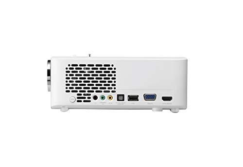 LG PF1500G LED-Projektor (Full HD, 1400 ANSI Lumen, HDMI, USB) Weiß - 5
