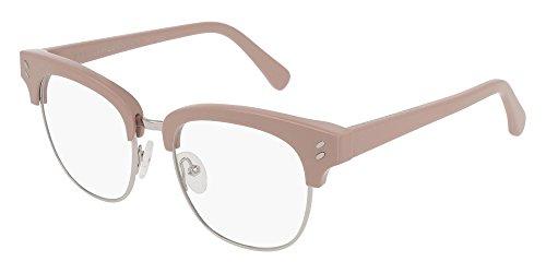 Stella mccartney occhiali da vista sc0073o pink donna