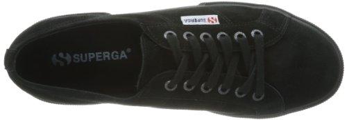 Superga 2950 Sueu, Baskets mode homme Noir (A09 Full Black)