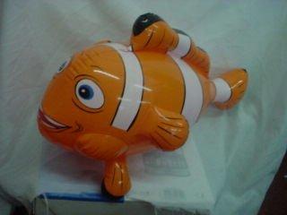 Aufblasbarer Clown Fish-IN14 ()