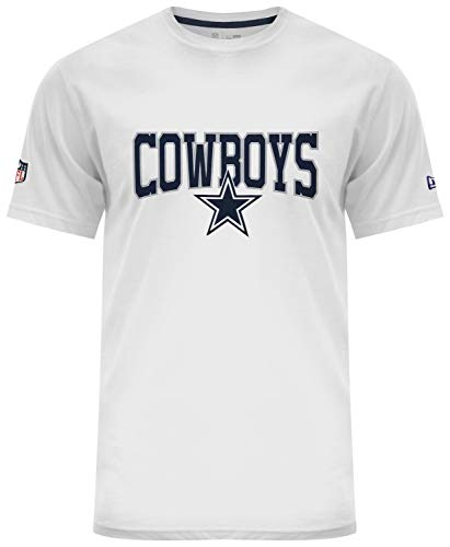 New Era Team Apparel T-Shirt ~ Dallas Cowboys Script