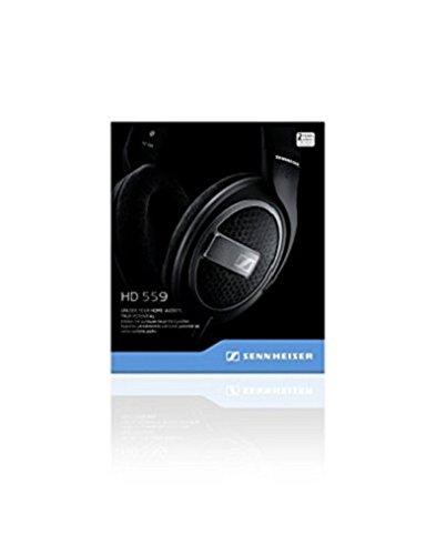 Sennheiser HD 559 Kopfhörer (ohrumschließender, offener) schwarz/anthrazit matt - 7