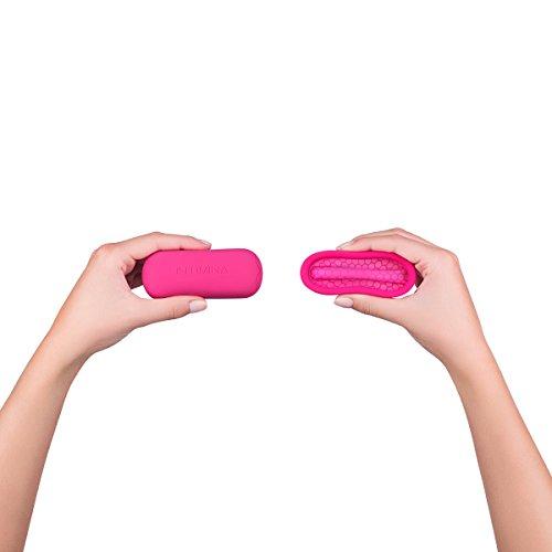 Intimina Ziggy Cup - Extra-dünne wiederverwendbare Menstruationstasse mit flacher Passform - 7
