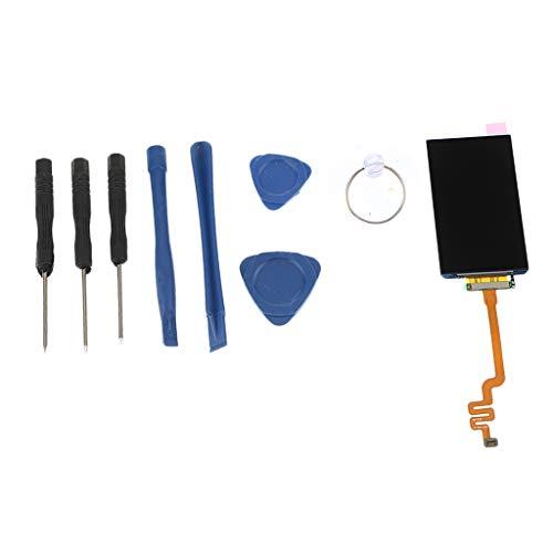 n LCD Display Screen + Reparatur Werkzeug Zubehör Kit für iPod Nano 7th Generation ()