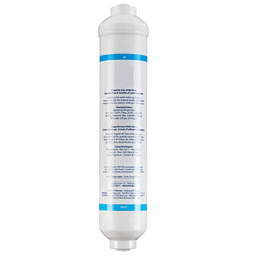 Spares2go USC100tipo External Inline filtro de agua para Samsung nevera congeladores de...