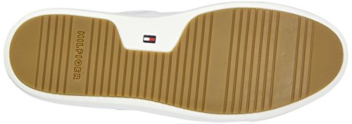 Tommy Hilfiger M2285oon 2a1, Sneaker Uomo Bianco (White)
