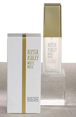 Alyssa Ashley White Musk Eau de Toilette pour Femme 50Ml - 50ml