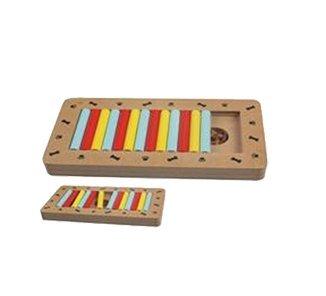 Silvio Design Play Box, bunt, ca. 28x15x2 cm (Katzen Play-box Für)