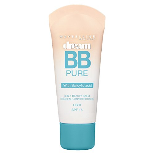 Maybelline Dream Pure BB Cream, 30 ml – Light