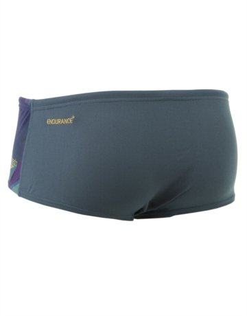 Turboforce speedo placement boxer de bain pour homme Bleu - Bleu/jaune