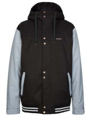 Zimtstern Herren Jacket Snow Bunt, black, L, 7710200800905