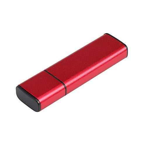 Gaddrt USB-Stick USB 3.0 32 GB USB-Flash-Laufwerke Memory Stick Pen-Speicher Digital U Disk (red) - Digital-computer-speicher