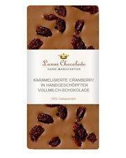 Canneberge Et Caramel Chocolat Au Lait Entier De Luxe
