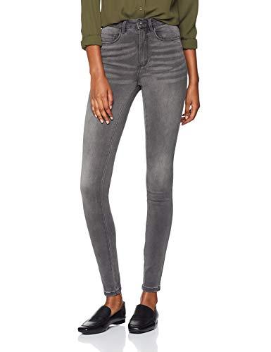 ONLY NOS Damen Skinny Onlroyal High SK Dnm Jeans BJ312 Noos, Grau (Dark Grey Denim), W32/L30