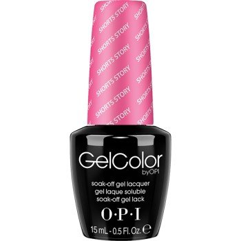 OPI - Gelcolor - Shorts Story - BRIGHTS COLLECTION 2014 - GCB86
