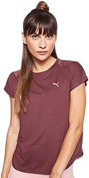 Puma Studio Mesh Tee Shirt For Women