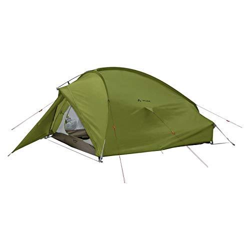 VAUDE Taurus Tente dôme 2 Personnes pour Camping ou randonnée Facile à Monter Taille Unique Mossy Green