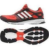 Adidas AG energy boost 2 ESM m Größe 9 Rot (solred/fwwht/cblack)
