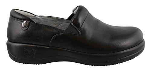 Adolfo Dominguez Alegria Womens Keli Professional Shoe Jet Luster