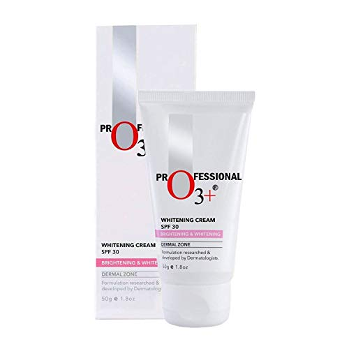O3+ SPF 30 Whitening Cream for Skin Brightening & Whitening, 50g