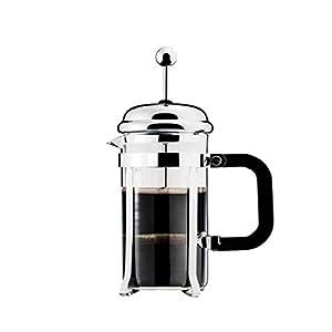 mymotto Viaggio Portatile della Bottiglia del creatore del Filtro dalla Stampa della Macchina da caffè 'Acciaio Inossidabile all'aperto Percolatori da caffè
