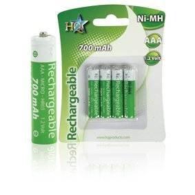 Wiederaufladbare Batterie Ersatzakku Akku AAA für Telefon Gigaset A400 A415 Duo / Trio