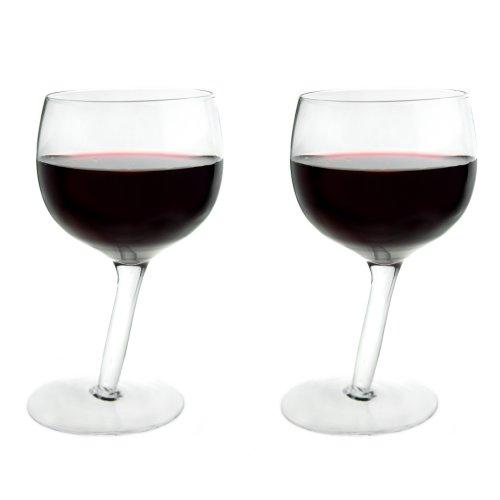 Jeray BS-TW2 Weingläser 2 Stück, Vinology