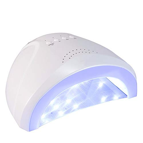 BLWX - Lámpara uñas - Máquina fototerapia uñas