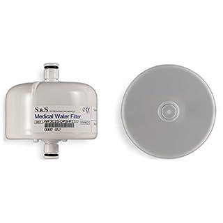 Filter Terminal Anti-Legionellen - für Wassernetz 0,2 um mit Einzelbild Membran - Lebensdauer 62 GG. - Water filter