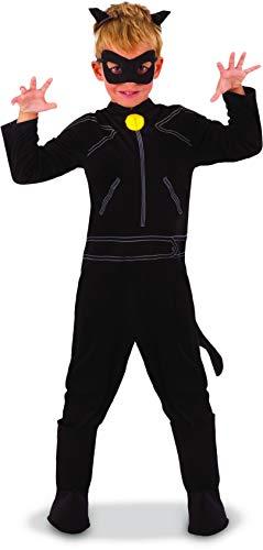Cat Noir Kostüm Kinder - Ladybug Cat Noir Classic Kinderkostüm S