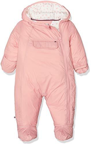 Tommy Hilfiger Unisex Bekleidungsset Baby SKISUIT, Rosa (Blush 610), 68 Preisvergleich