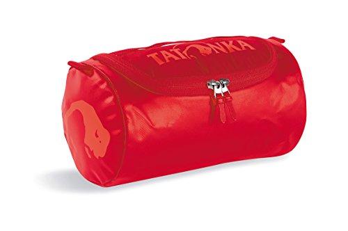 Tatonka Kulturbeutel Care Barrel, Red, 26 x 14 x 14 cm, 3.0 Liter, 1985