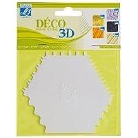 Deco 3D Malspachtel für Acrylfarben Strukturpaste etc.
