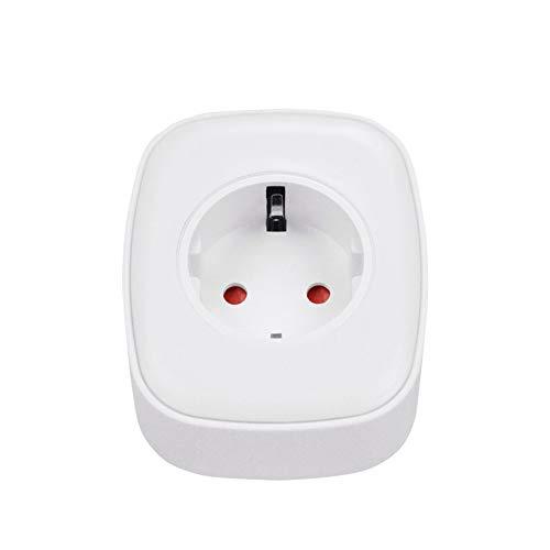 Preisvergleich Produktbild Mouchao Intelligente WiFi-Steckdose mit Stromstatistik 16A