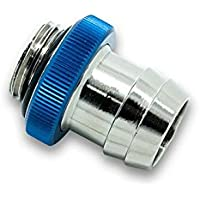 'Punta scanalato diritto 1/4 per tubo 13 mm – ek-hfb Fitting 13 mm – Blu