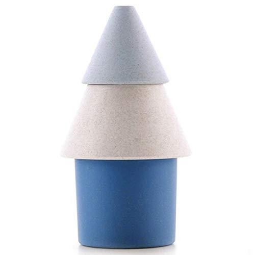 TOOGOO Mini Pin Arbre Humidificateur De L'air 250 ML De Brumisateur Brouillard Fabricant Mini USB Portable Humidificateur Domestique pour Le Bureau Voiture Maison (Bleu)