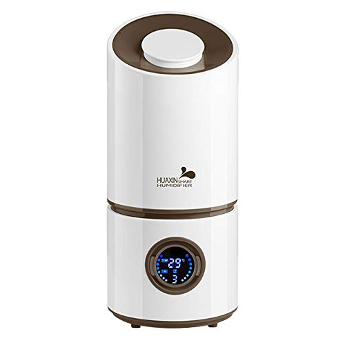 Umidificatore,Muto Ufficio Domestico Mini Macchina per Aromaterapia,Purificare Idratante Gas Spruzzatore Corrente Alternata/grigio / 13 * 32cm