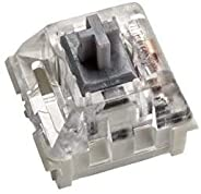 Kailh Switches for Mechanical Gaming Keyboard 65 Pcs silver