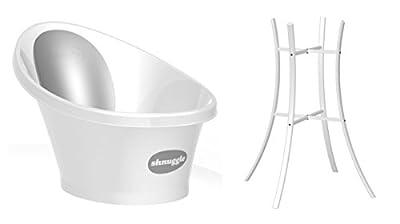 Shnuggle Cosy Bath Tub with Bum Bump Support and Foam Backrest