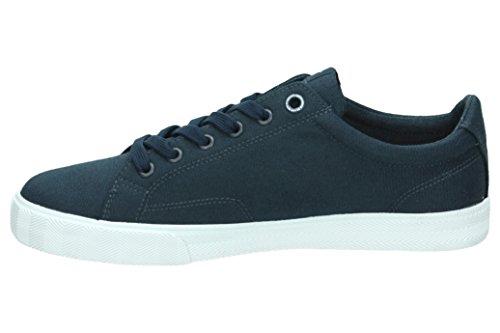 Pepe Jeans Londra Herren New North Basic Sneaker Blau